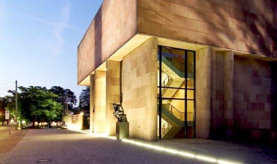 Beleuchtung Kunsthalle Bielefeld