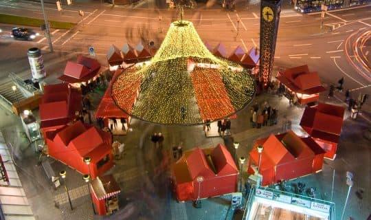 Weihnachstmarkt Jahnplatz